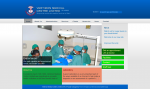 Vertimon Medical Centre, website design, front page slider, seo, cms, web design Nigeria