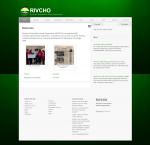 RIVCHO Riverine Communities Health Organization, web design, photo gallery, seo, cms, web design Nigeria